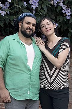 Paulo Cesar Toledo, Abigail Spindel