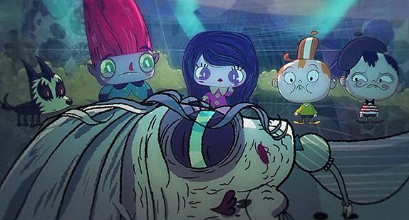 Historietas assombradas - O filme