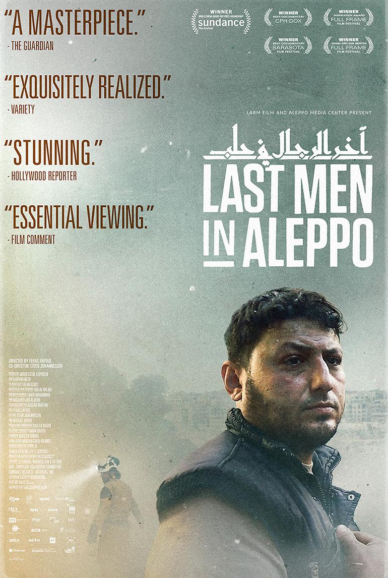 Baixar Últimos Homens em Aleppo Legendado Torrent