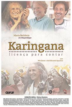 Karingana — Licença para contar