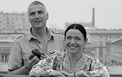 Joanna Kos-Krauze, Krzysztof Krauze