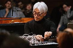 Ryuichi Sakamoto: async at the Park Avenue Armory