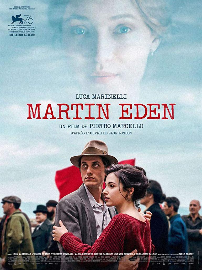 Martin Eden - Festival do Rio