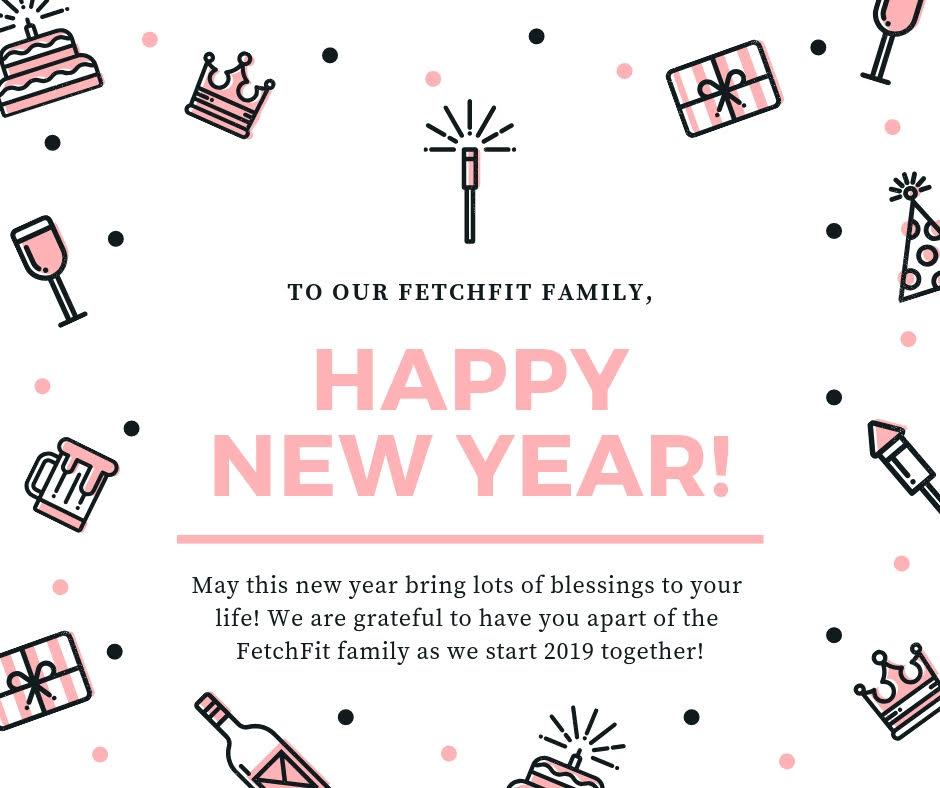 Happy New Year! 2019!