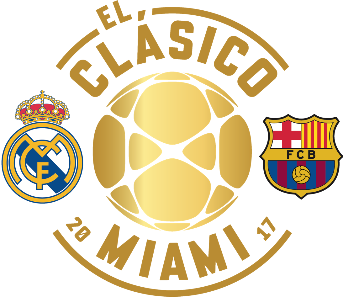 Real Madrid Vs Fc Barcelona South Florida United Youth Soccer