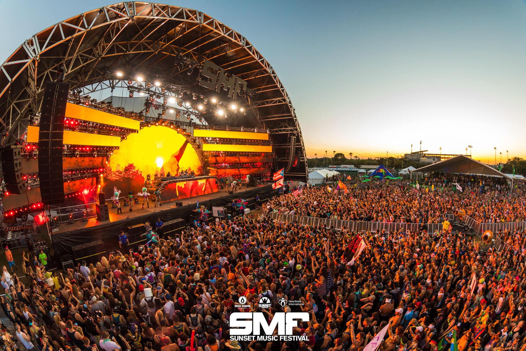 Buy Here Pay Here Tampa >> Sunset Music Festival