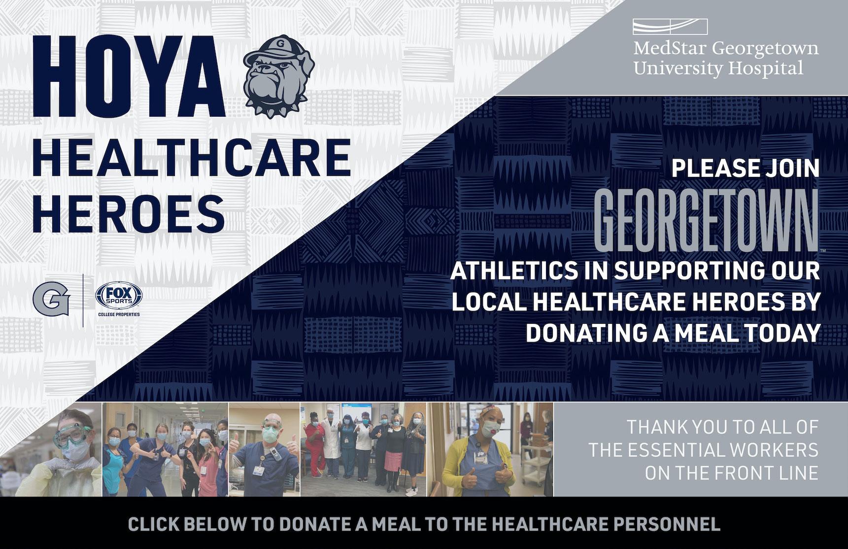Hoya Healthcare Heroes