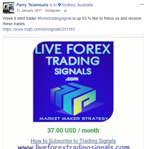 Live F Trading