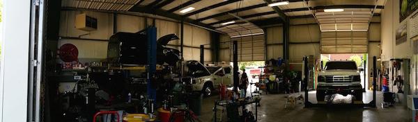 Full Force Diesel Showroom