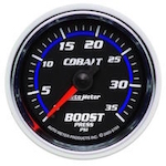 autometer cobalt gauges