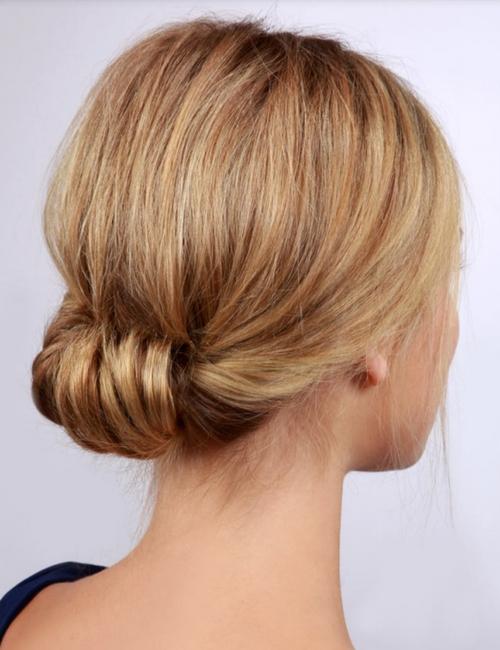 Fabulous Easy Holiday Hairstyles You Can Do Yourself Fabfitfun Short Hairstyles Gunalazisus