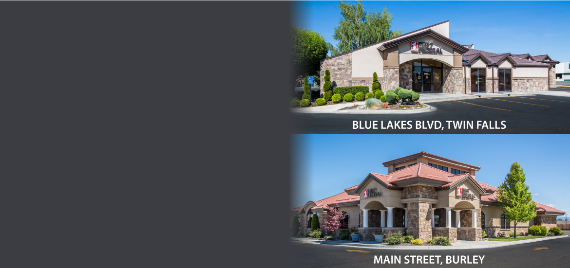 our blue lakes and burley main branches