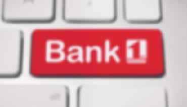 Botón de teclado Bank First Federal