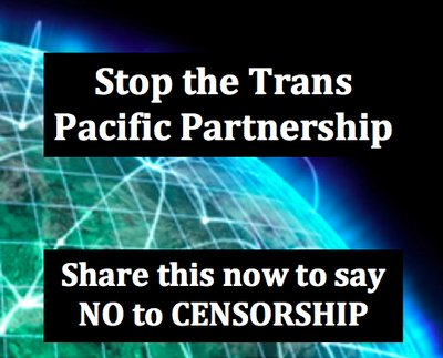 Say no to TPP