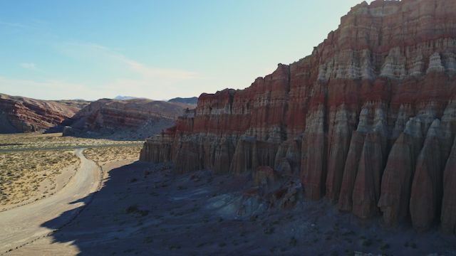 A beautiful red rock formation thumbnail