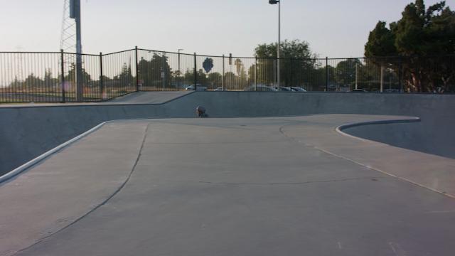A skater is skating on his skateboard thumbnail