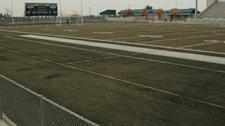 A high school football field thumbnail