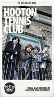 JCDecaux - Meet the Band Hooton-Tennis-Club