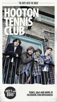 JCDecaux - Meet the Band Hooton-Tennis-Club