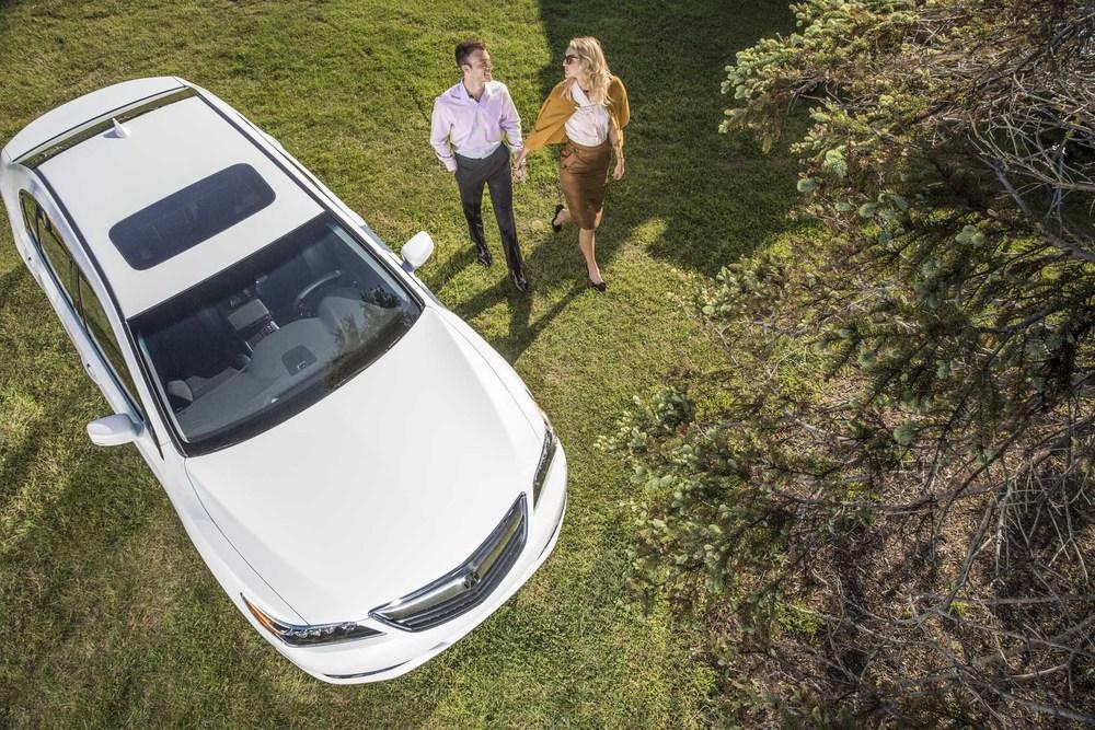 Acura RLX Hamptons
