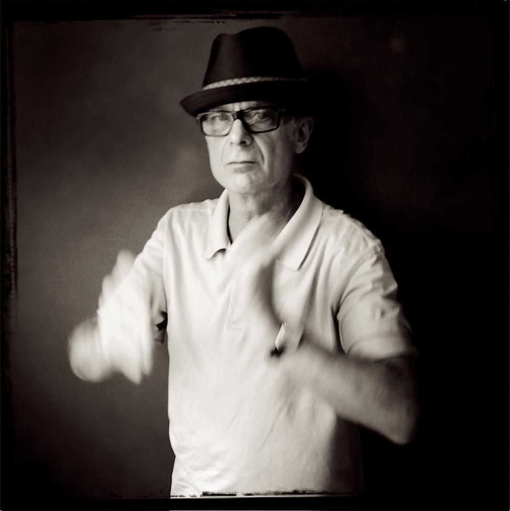 Creative Portrait of Lorne Wolk, Toronto Commercial Photographer