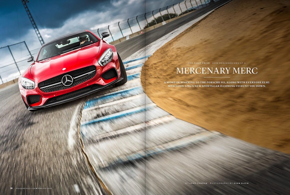 AMG / Road and Track