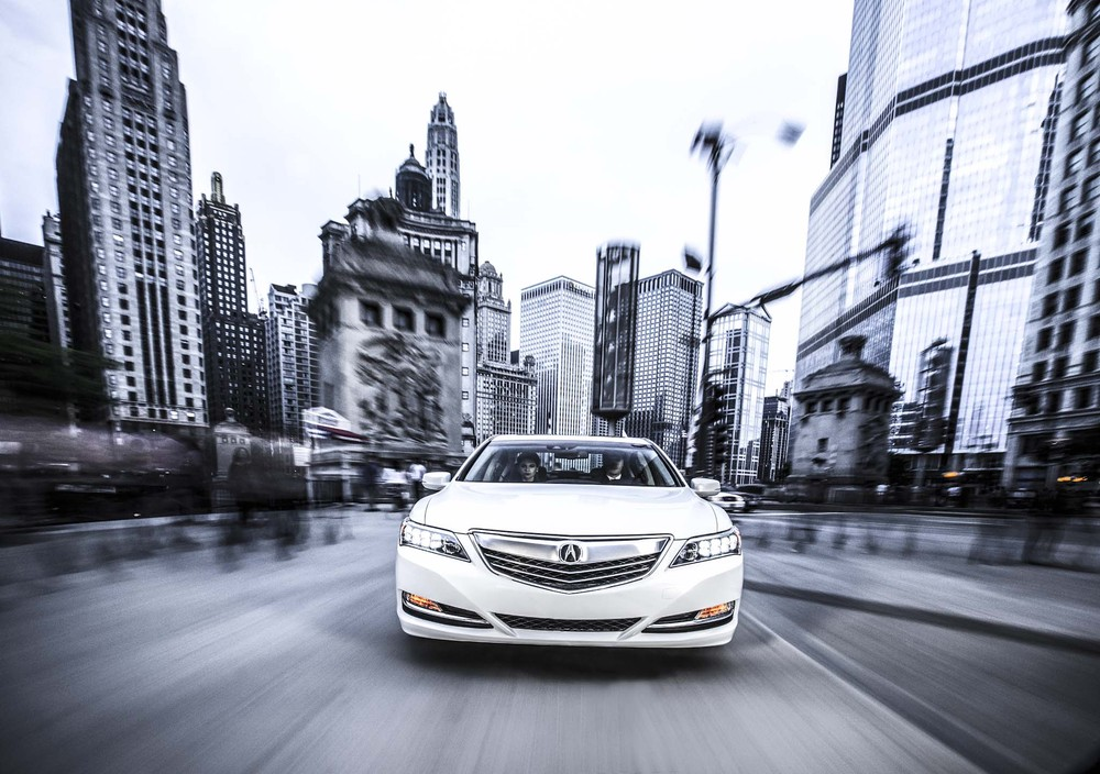 Acura RLX Chicago