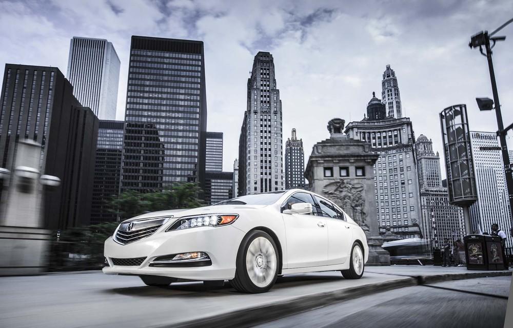 Acura RLX Chicago