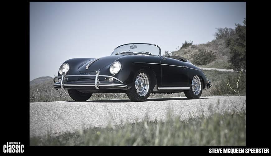 Automotive Photography Evan Klein McQueen Speedster
