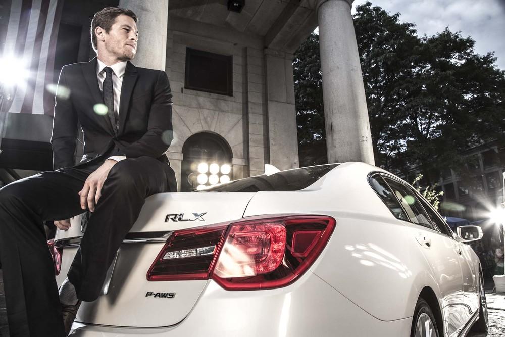Acura RLX Boston