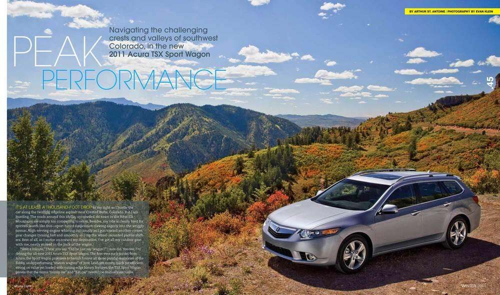 Automotive Photography Evan Klein Acura 2