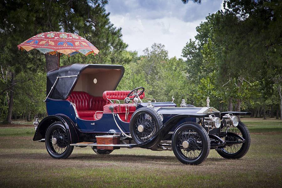 Automotive Photography Evan Klein 1911-rolls-royce-jpg