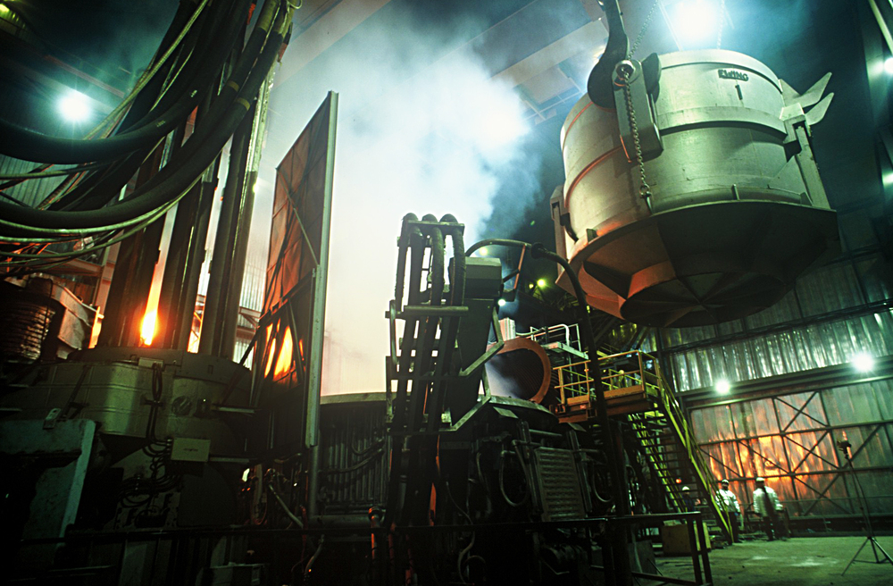 Extreme Wide Angle, Blast Furnaces