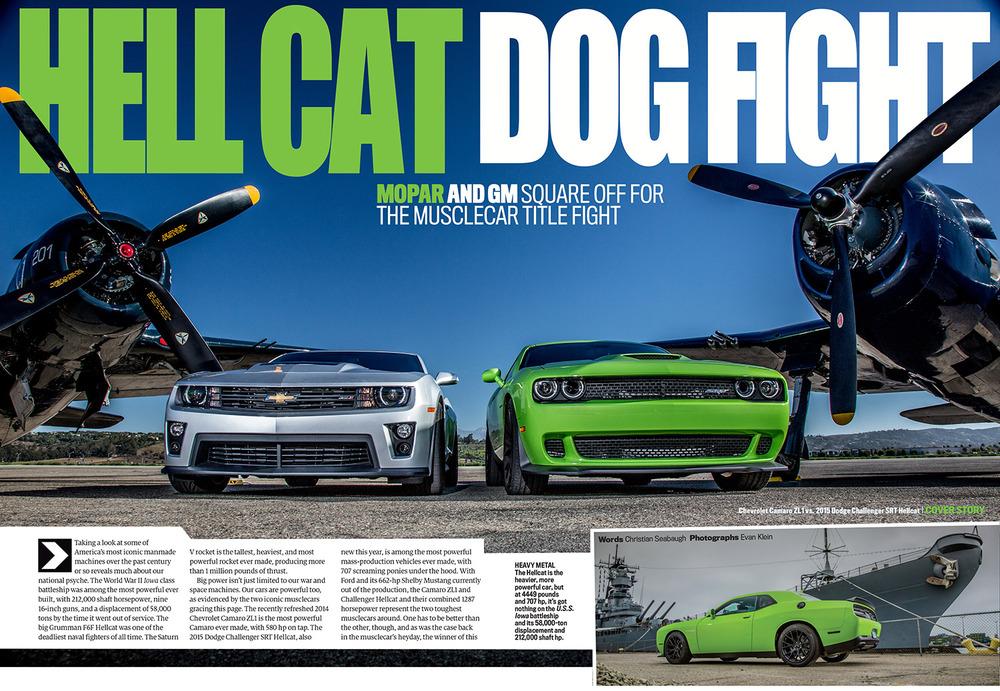 Motor Trend Hellcat ZL1