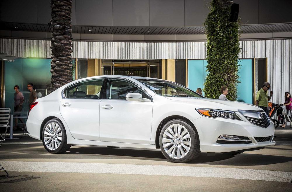 Acura RLX Santa Monica