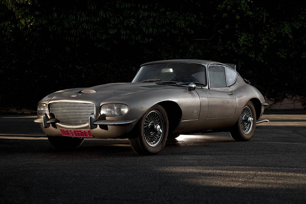 Automotive Photography Evan Klein Lowey E type