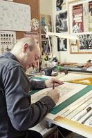 Garen Ewing - Illustrator and Designer