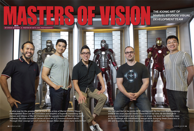 Marvel Editorial Photo-jpg