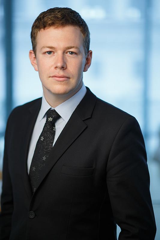portrait of vancouver lawyer