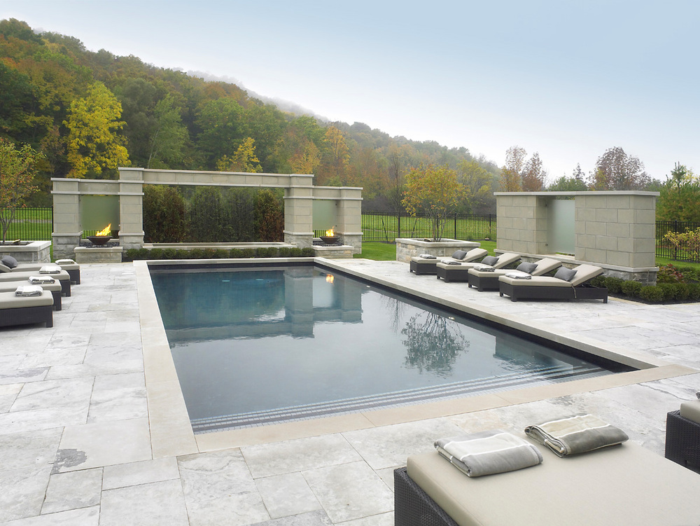K west images toronto hamilton kitchener waterloo niagara for Pool design kitchener