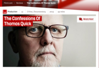 Century Films - The Confessions of Thomas Quick