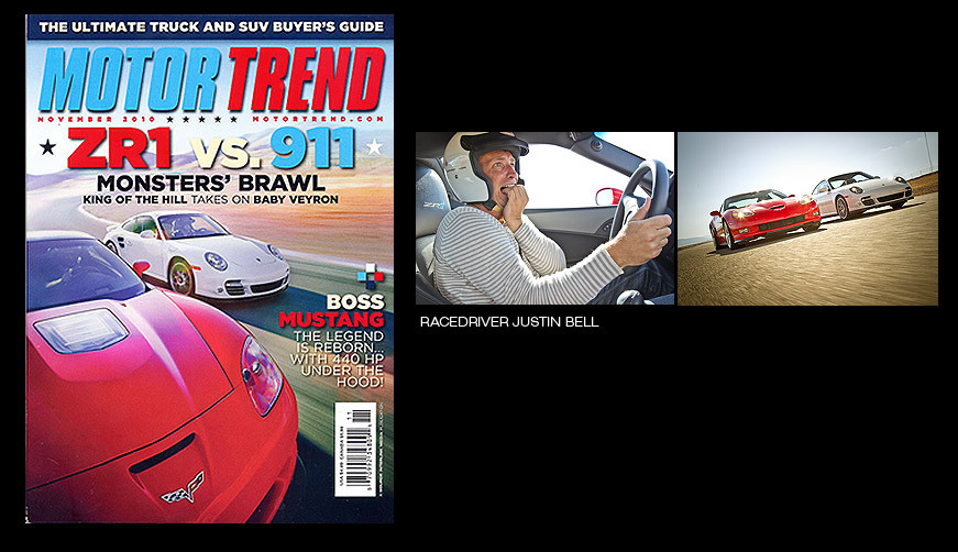 Automotive Photography Evan Klein Cover story
