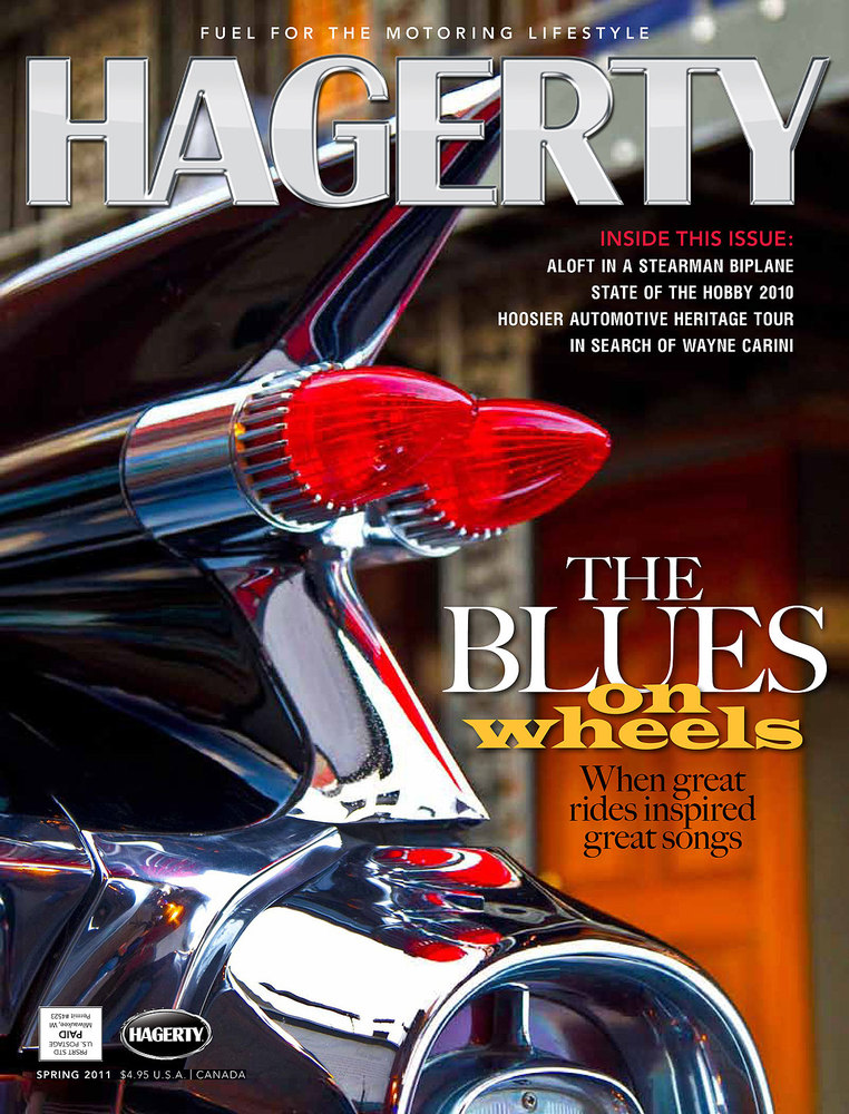 Automotive Photography Evan Klein blues-Cover