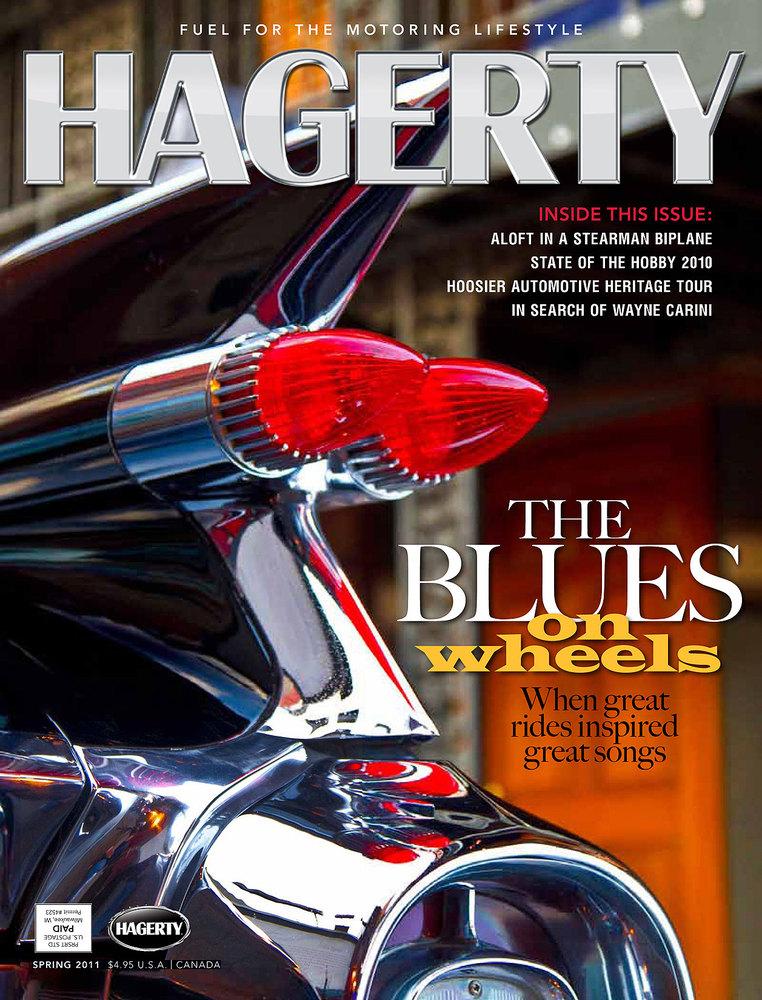 Automotive Photography Evan Klein blues-Cover