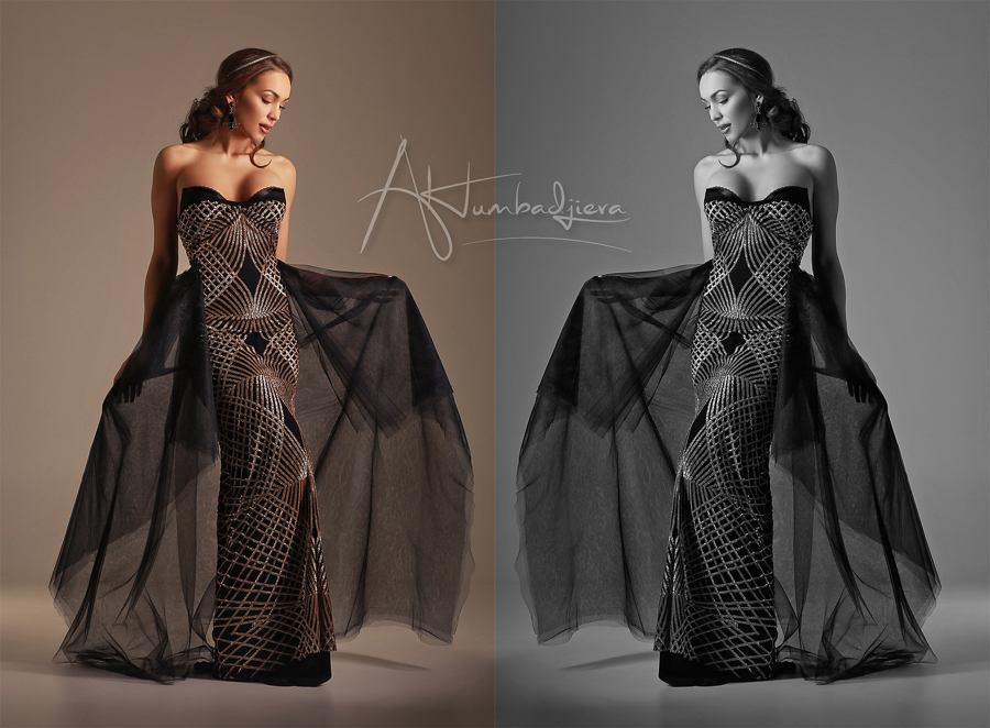 Designer Albena Humbadjieva Collection 2016