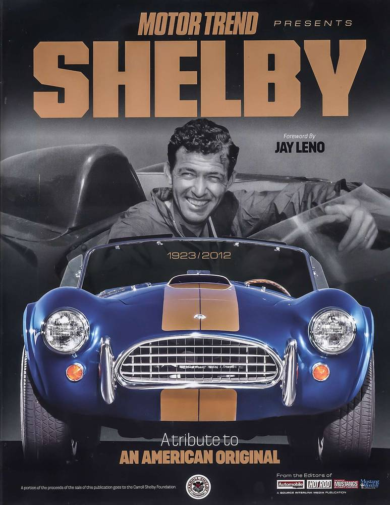Automotive Photography Evan Klein Shelby Cover