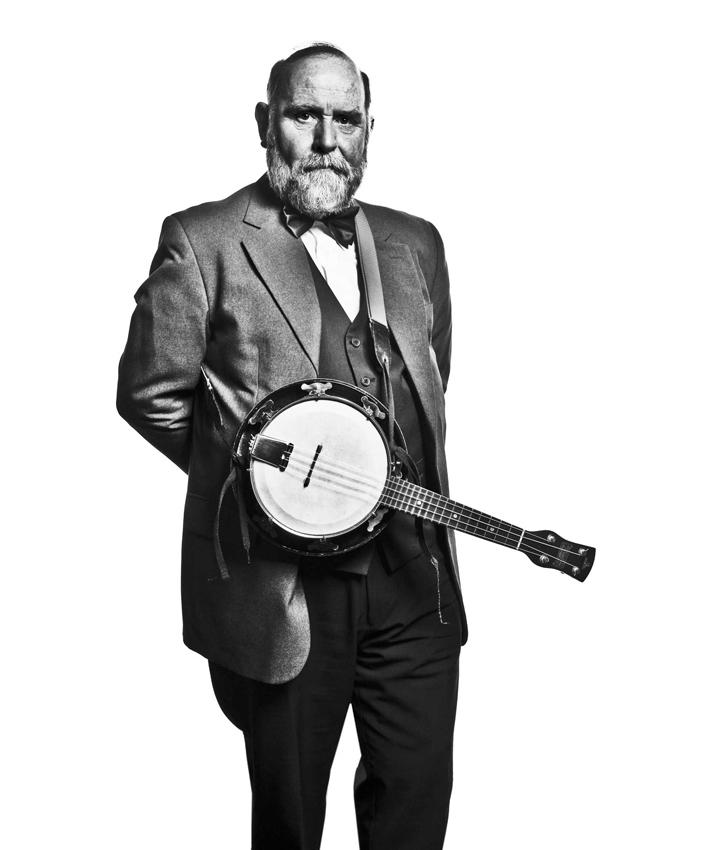 colin-and-banjo-bw-jpg