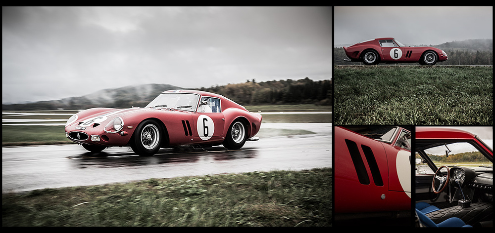 250 GTO, Automotive Photography, Evan Klein