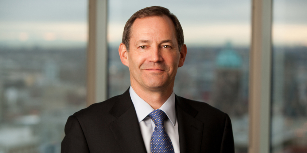 Robert Quartermain, head shot of CEO in Vancouver