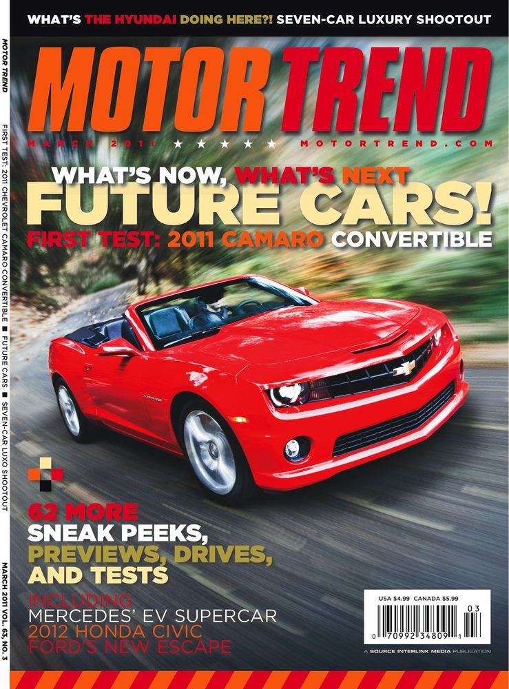 Automotive Photography Evan Klein march-2011-cover-jpg